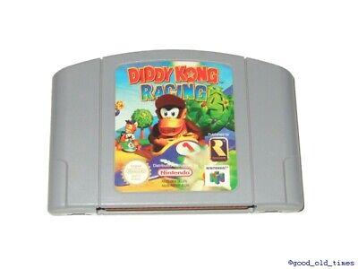 ## Diddy Kong Racing - Nintendo 64/N64 Juego - Top Estado ##