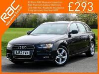 2012 Audi A4 2.0 TDI Turbo Diesel Technik Auto Avant Estate Sat Nav Bluetooth Fu
