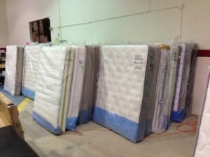 Mattress Liquidation - All Sizes, Huge Savings