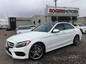 2015 Mercedes-Benz C300 4MATIC - NAVI - PANORAMIC ROOF