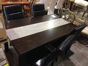 Table with 6 Chairs - We Pay the Tax