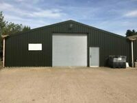 Secure Storage to Rent in Warehouse Unit in Clophill, Mid Bedfordshire