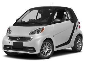 2014 Smart Fortwo Passion Coupe (2 door)