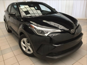 2018 Toyota CHR lease take over