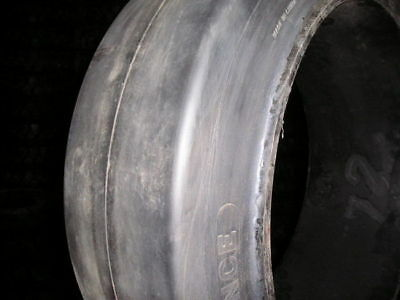 2-tires 14x4-12x8 Tires Advance Solid Forklift Press-on Tire 14x4.5x8 144128