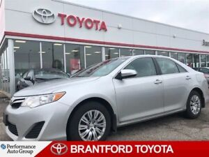 2013 Toyota Camry LE, One Owner, Local Trade In, Back Up Camera