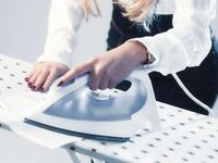 Looking for ironing service cleaning Service here to help