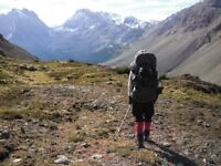 Introduction to Backcountry Camping Workshop- Valemount, B.C.