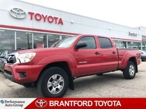 2015 Toyota Tacoma V6, 4X4, Double Cab, Back Up Camera, Trade In