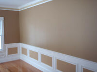 professional painting and hardwood flooring
