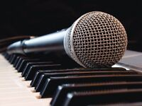 Piano/Vocal Lessons