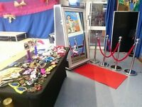 Disco Bouncy Castle Hire, Magic Photo Mirror in Maidenhead, Reading, Windsor, Slough, London