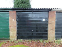 Lock up garage - for sale freehold near Merry Hill shopping centre