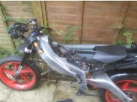 WANTED Aprilia rs 125 or 250 - maybe 50 non runner, project, barn find