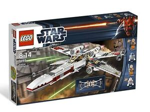 LEGO : Item 9493 : X-Wing Starfighter (Star Wars)
