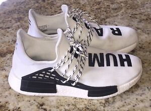 """NMD addidas Will pharell Limited edition """"Human race a vendre"""""""