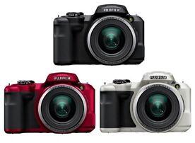 Fujifilm S8650 16MP Bridge Camera