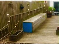 Decking Rails and Spindles