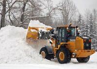 KG Concrete Snow Removal