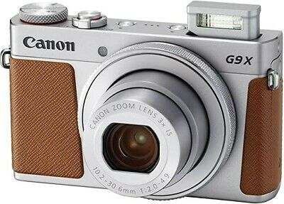 Canon PowerShot G9 X Mark II Camera as pictured