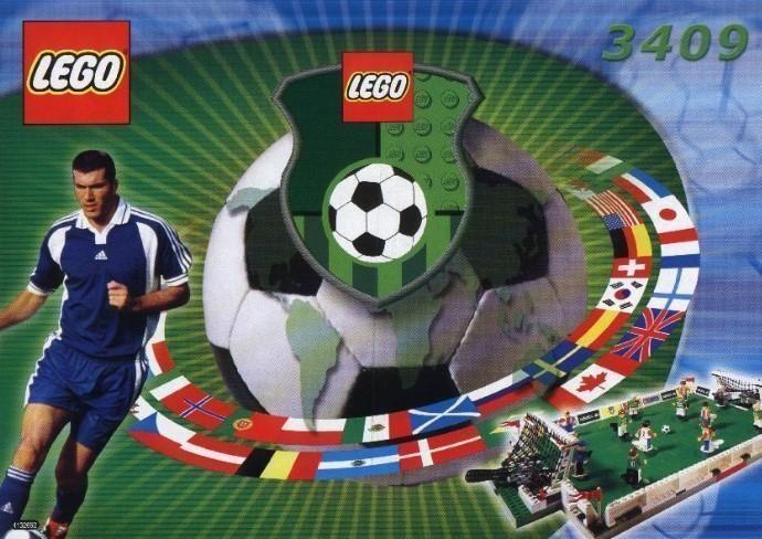Lego Football Set | eBay