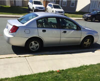 2005 Saturn ion with a reduced price