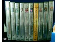 STAR TREK COLLECTORS EDITION DVD MOVIES 1 TO 10 NTSC