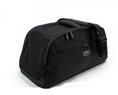 New Sleepypod Air Pet Bed Dog or Cat Airline And Traveler Carrier JET BLACK