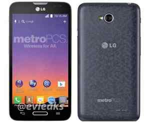 LG Optimus L70 w/ Mobilicity/Wind (AS-IS; Needs new battery)