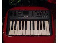 M-Audio oxygen 25 keyboard