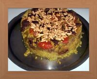 Middle Eastern Food - Homemade