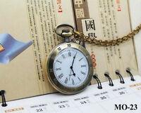 Lot4 Montres de poches Mécanisme Japon (hommes/femmes) 4.5cm VVV