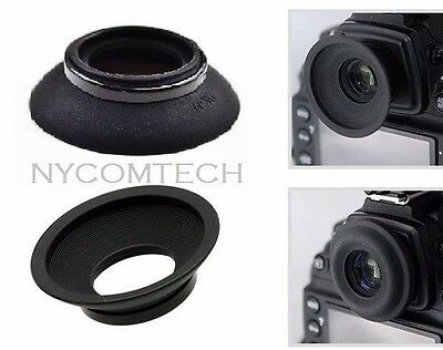 USA New Unused DK-19 for Nikon Rubber Eyecup Viewfinder Eyepiece Hood D800 D4 D3