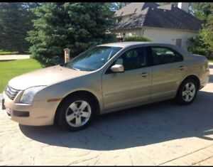 Ford Fusion Clean Title