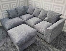BRND NEW DYLAN CORNER OR 3+2 SEATER SOFA SET AVAILABLE IN STOCK