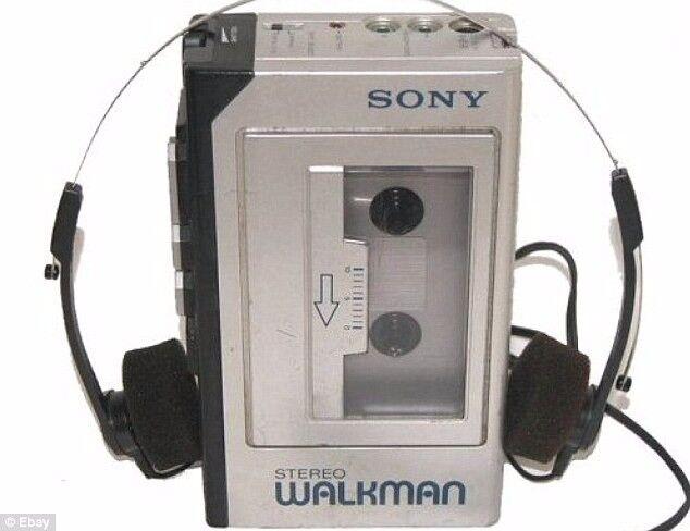 Image result for walkman