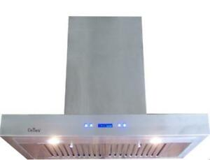 30 inch range hood | kitchen exhaust (PRO2)