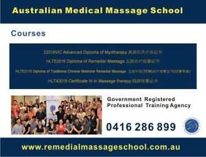 Australian Medical Massage School