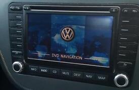 Mfd2 dvd sat nav stereo (vw,seat ect )