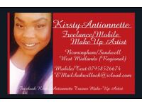 KirstyAntionnetteMUA Qualified, Professional and Affordable Make-Up Artist