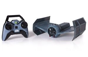SAVE $36 Star Wars Vader TIE Advanced Flying Remote Control