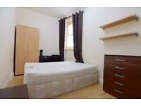 double room, all bills included, zone 1, fully furnished, Marylebone Station, central London, wifi
