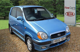 Hyundai Amica automatic very low mileage