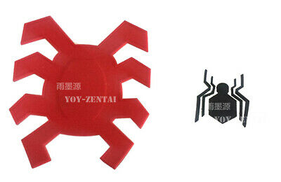Spider-Man:Homecoming Costume Rubber 3D Logo Cosplay For Suit a Pair Logo DIY - Couple Costumes Diy