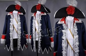 APH Axis Powers Hetalia Prussia Female Cosplay Costume Any Size