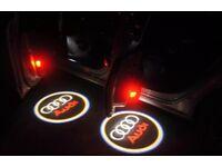 Audi puddle lights ( Audi Logo )