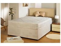 Brand new divan bases & mattresses single double king size