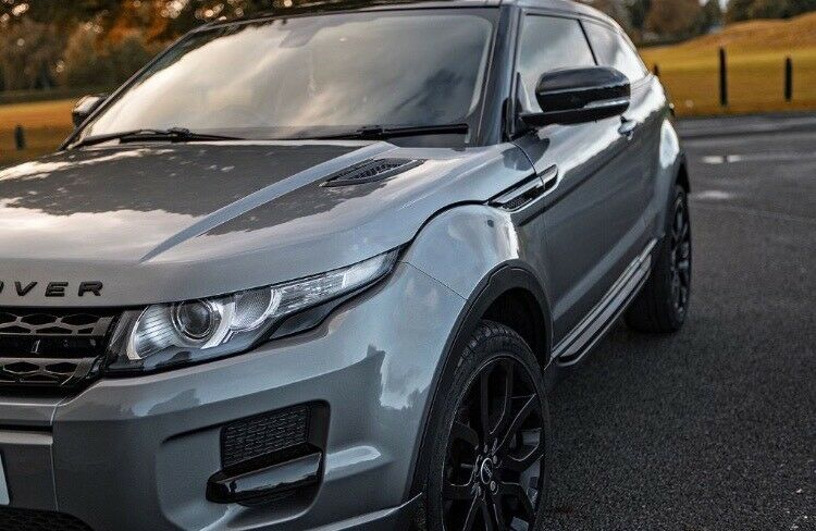 range rover evoque pure 3dr coupe black edition fsh mot. Black Bedroom Furniture Sets. Home Design Ideas