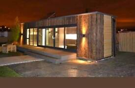 Beautiful Summer house done bespoke to requirement Annex, Office, Gym