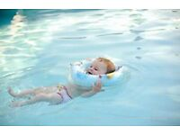 Baby Swimming Neck Float Inflatables Ring from 1-18 Months